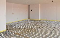 Pose plancher chauffant Beaumont-sur-Oise